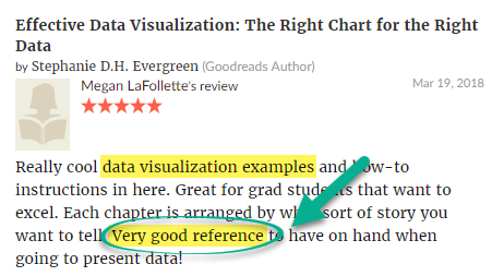 Best Data Visualization Books