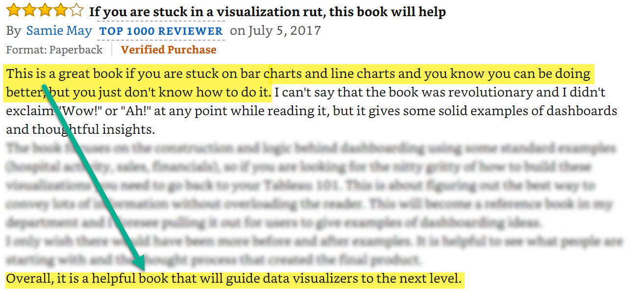 Data Viz Book Review