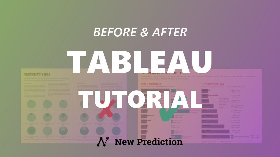 Tableau Tutorial: 3 steps to fix busted charts using Tableau